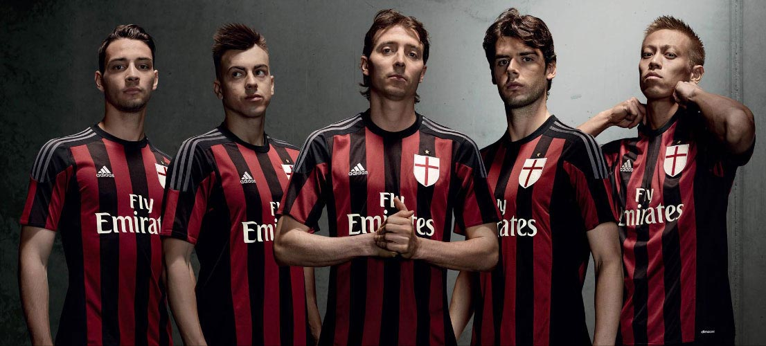 The 2015 / 2016 AC Milan Kit Has Arrived: Get The Full Insight Here