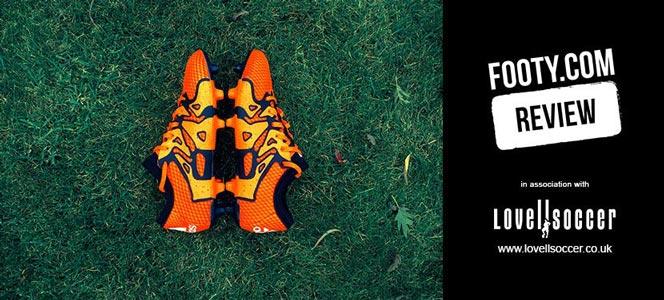 Boot Review: Adidas X 15+ Primeknit