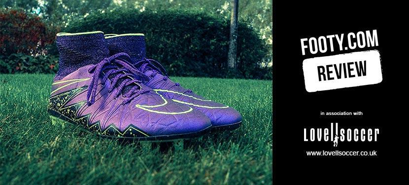 Boot Review: Nike Hypervenom Phantom II
