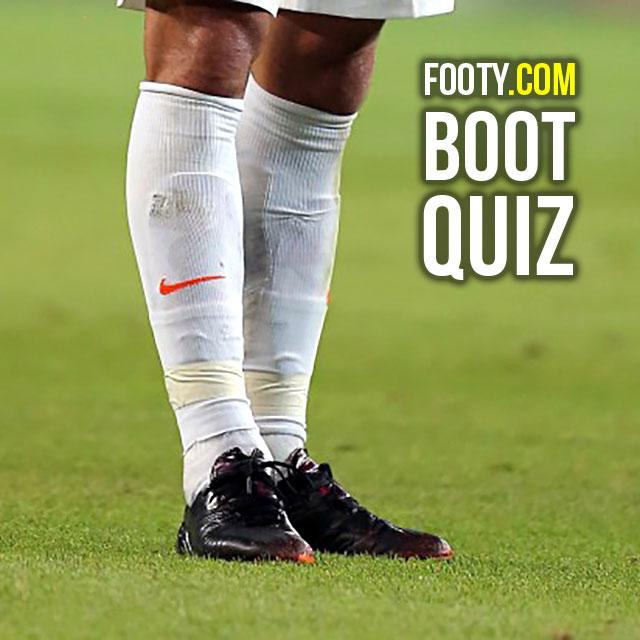 Boot Spotting Quiz