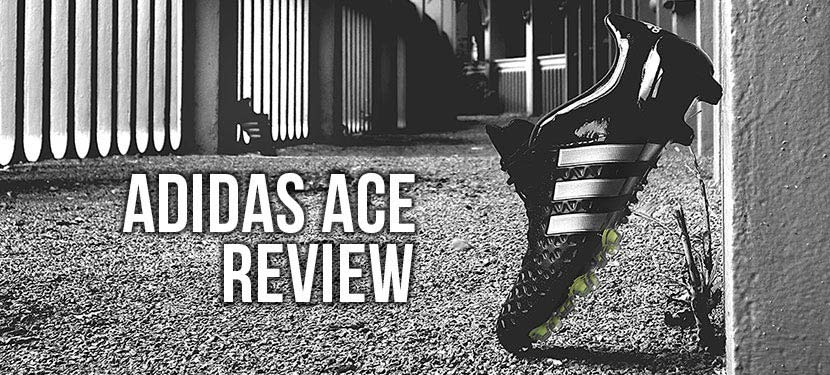 Boot Review: Adidas Ace 15.1 FG