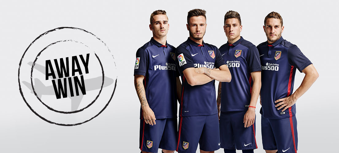 Top 5 Away And Third Football Shirts 2015