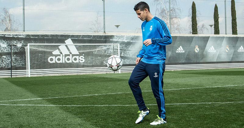 adidas football gamedayplus James Rodriguez