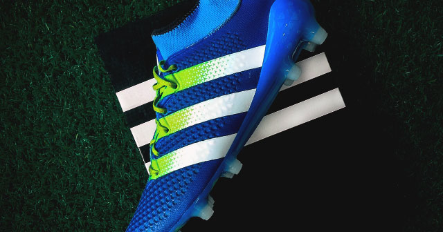 Image of an adidas Ace 16.1 Primeknit Football Boot.