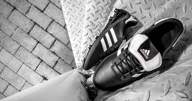 Image of an adidas Copa SL football boot