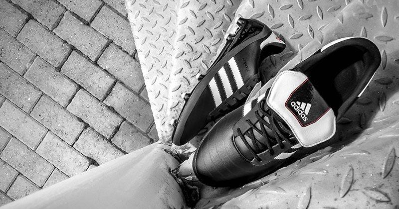Image of an adidas Copa SL football boot