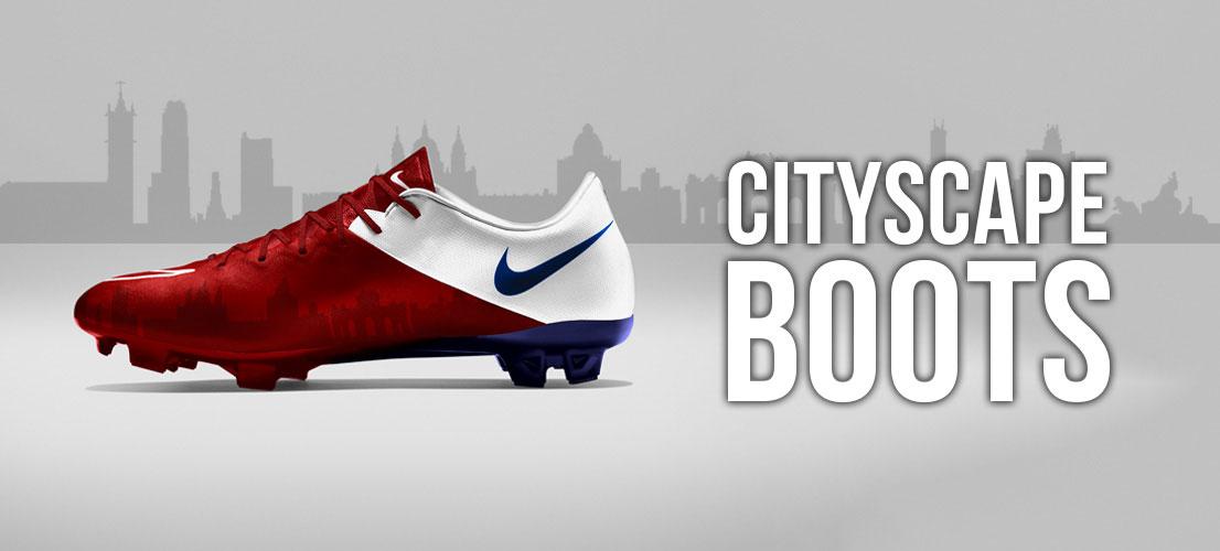Concepts: Cityscape Boots