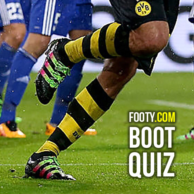 The Boot Spotters Quiz