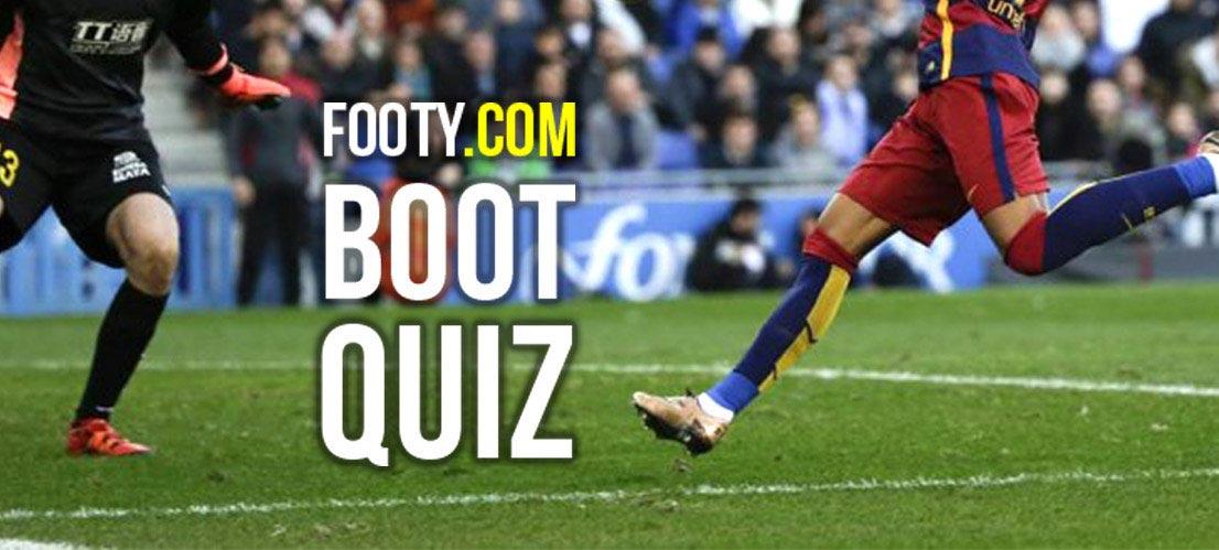 Boot Quiz