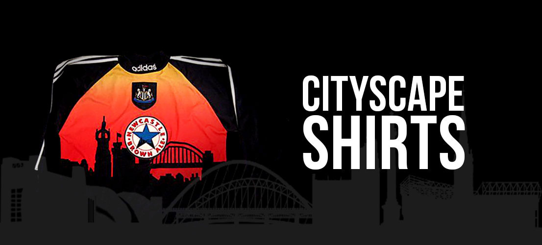 The Concepts: Cityscape Shirts