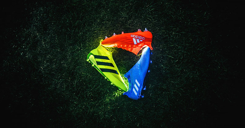 Adidas Reveal Speed Of Light Pack Triangle Image