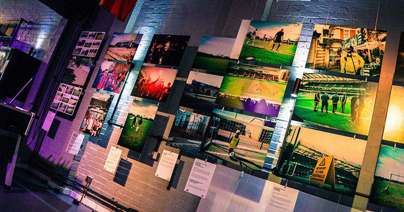 Goal Click: Global Football Photography Exhibition Photo