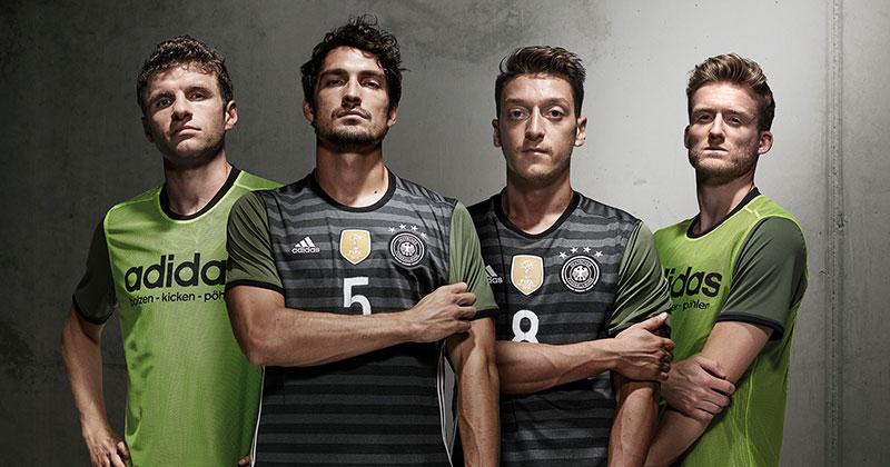 Worst Kits At Euro 2016 Image Germany Away