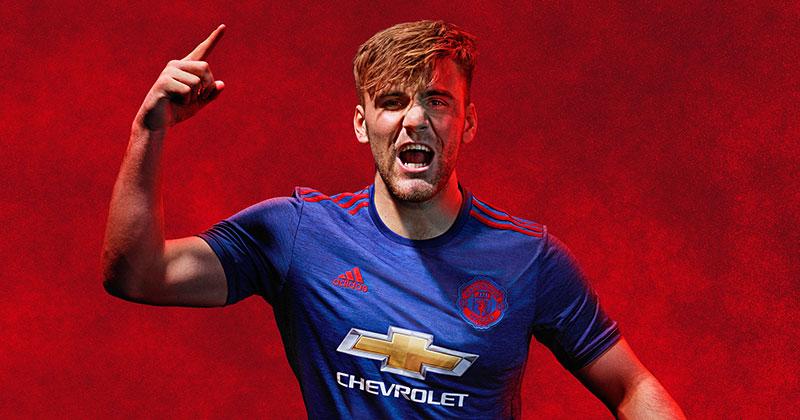 fd48d9e35 adidas Manchester United Away Shirt 16-17