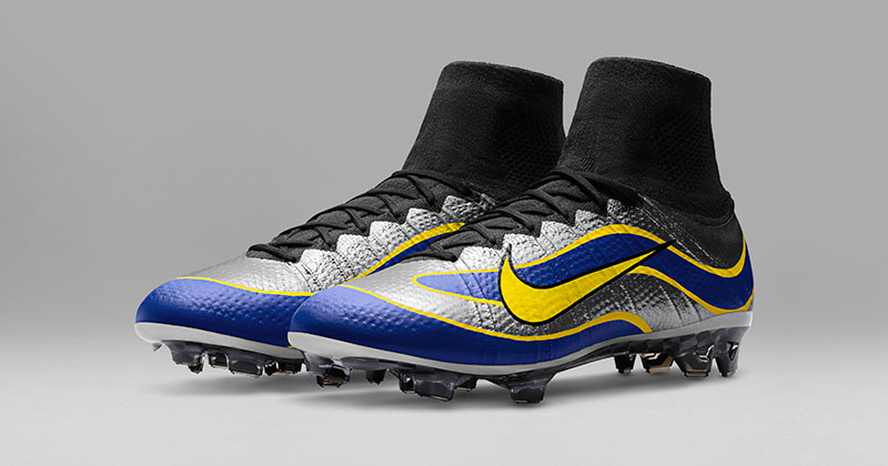 d2076356c ... sale image of a nike mercurial superfly heritage id football boot bd517  d8ee5