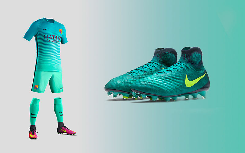 c1a172839 Barcelona 16 17 Third Kit X Magista. A recipe for ...