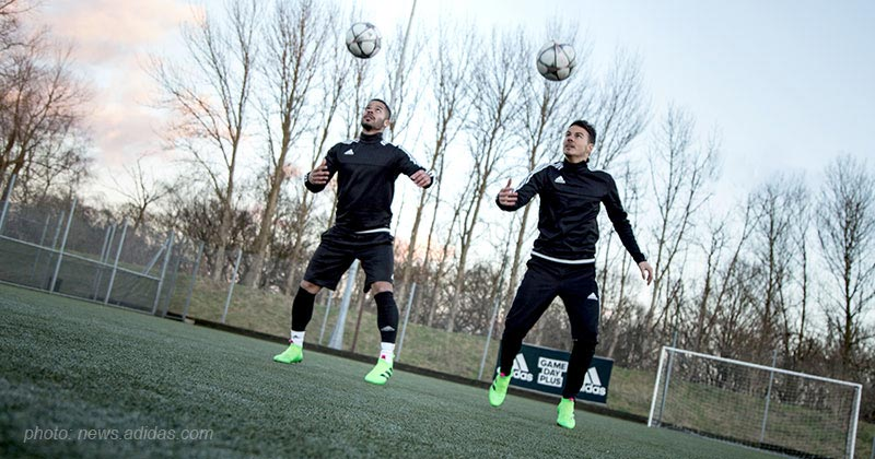Image of F2 Freestylers from adidas