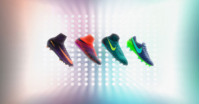 Image of the new Nike football Floodlight pack
