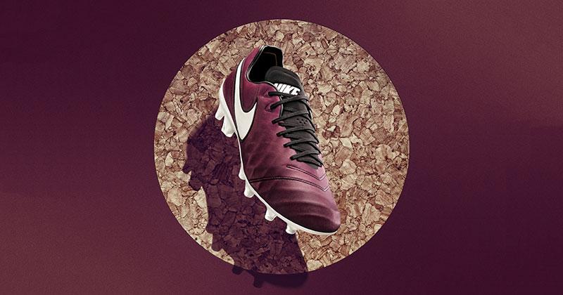 Image of the new Nike football tiempo Pirlo