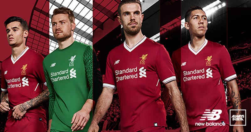 Image of Liverpool Kit
