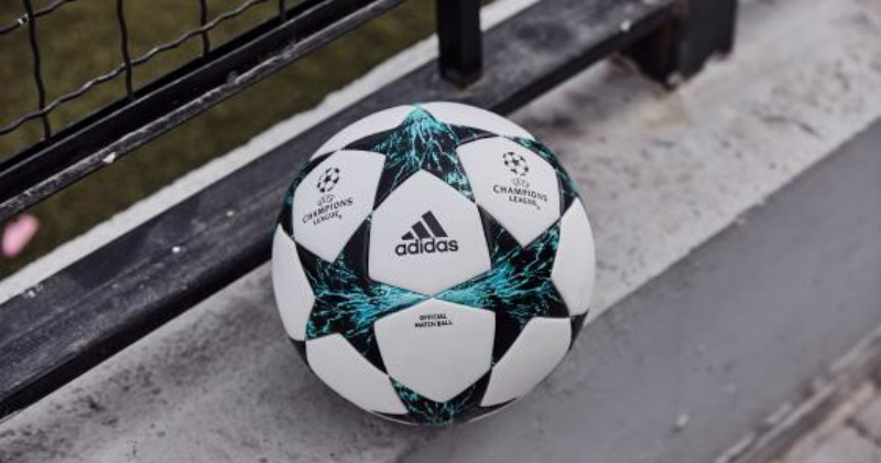 New Champions League Ball 2017/18