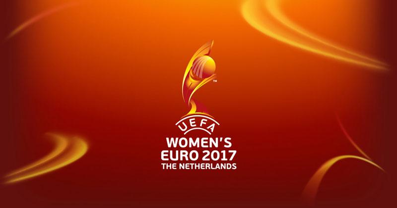 Image of Women's Euro 2017 Logo