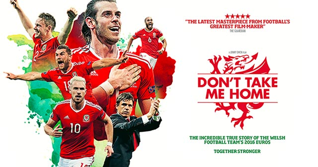 Image of Don't Take Me Home Film Graphic