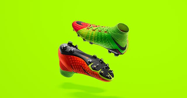 The all new Nike Hypervenom 3
