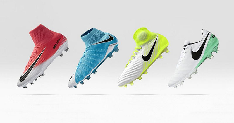 Newest Nike Football Shoes