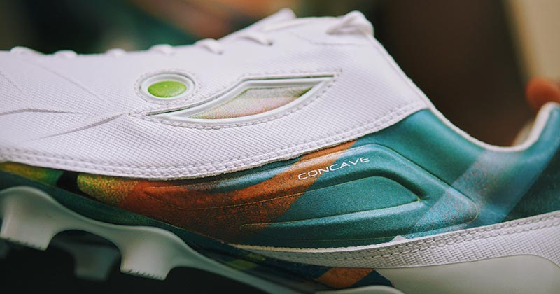 Image of Concave Limited Edition Mr Cenz Football Boots