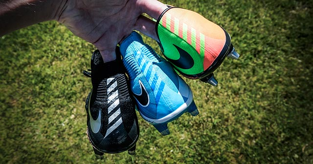 Image of Nike football boots