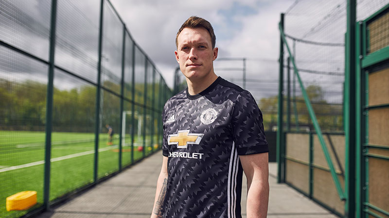 a352f2ede Manchester United unveil new 2017-18 away kit