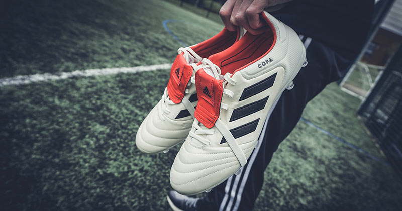 official photos 6af21 d3160 Image of adidas Copa Gloro 17 Champagne