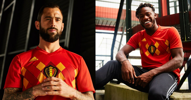 5345af89c Adidas Release the First Kits for World Cup 2018