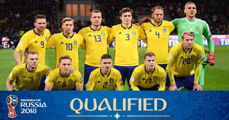 Sweden Qualfication