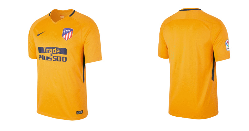 Atletico Madrid Kit