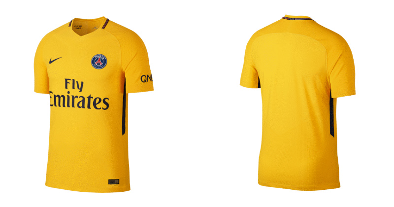 PSG Football Kit