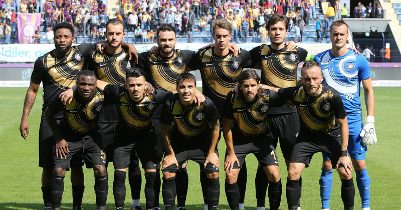 Osmanlispor Football Kit
