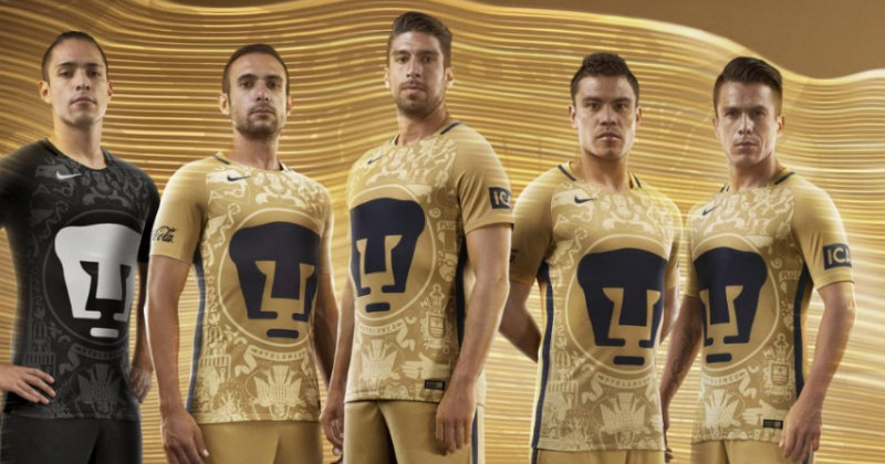 Unam Football Kit