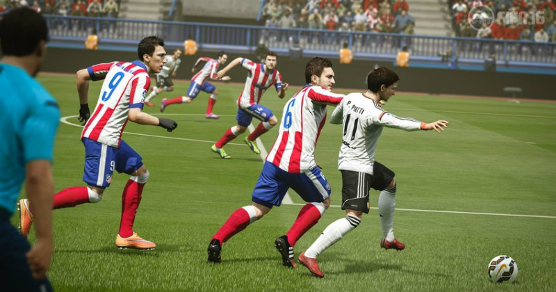 Fifa 18 tackling