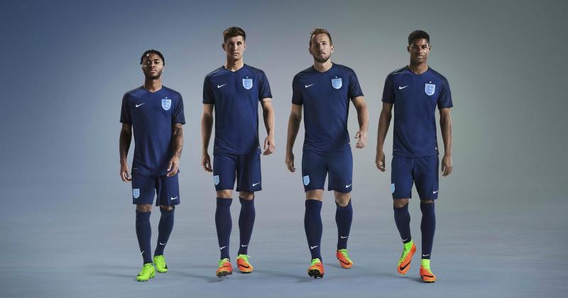 Enlgand International Away Kit