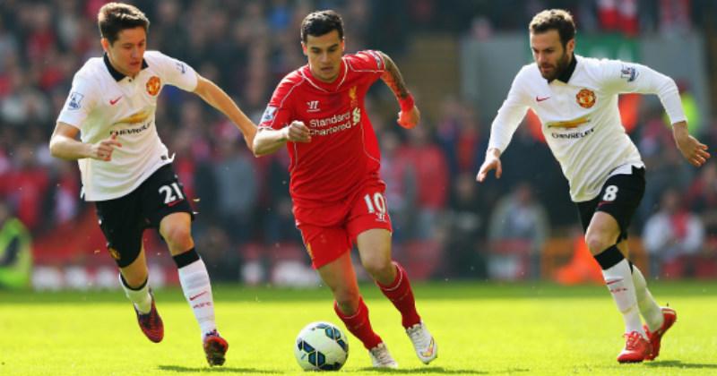 Coutinho for Liverpool