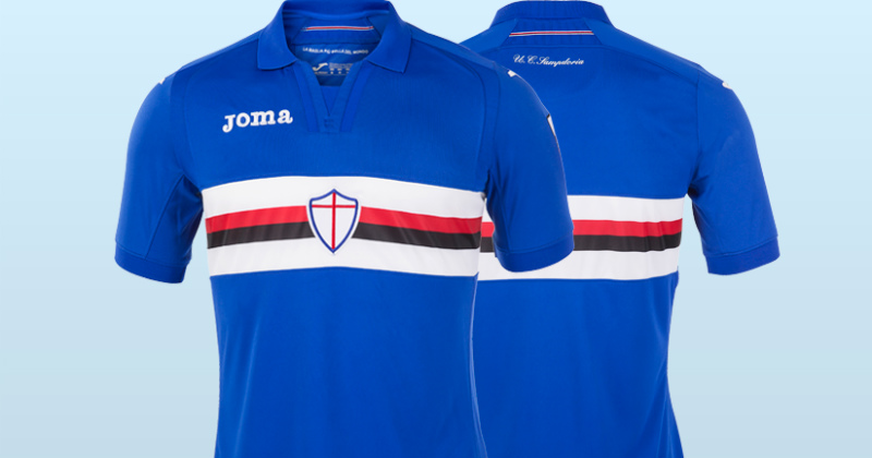 Sampdoria Kit