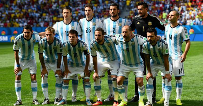 Argentina International Team