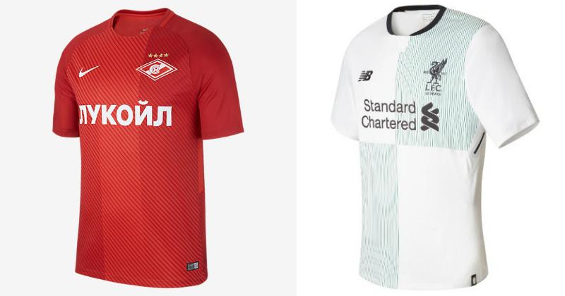 Spartak vs Liverpool