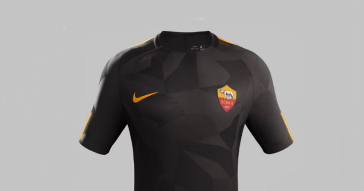 Nike's AS Roma 3rd Kit Reveal