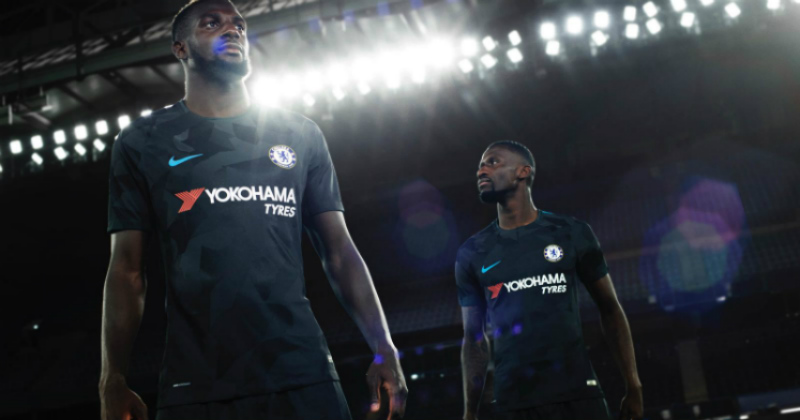 Nike Unveals Chelsea's 3rd Kit