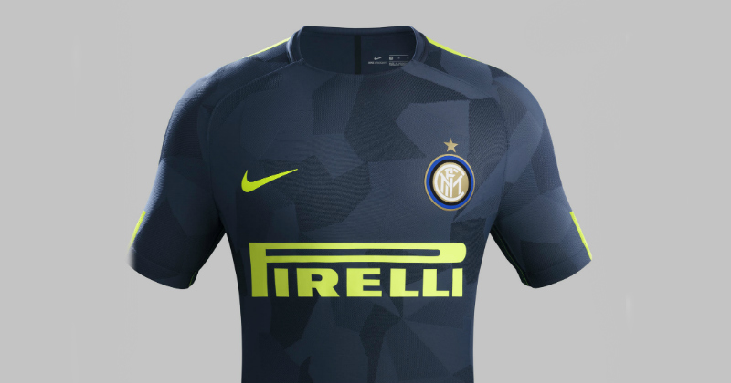 Nike Unveals the new Inter Milan 3rd Kit