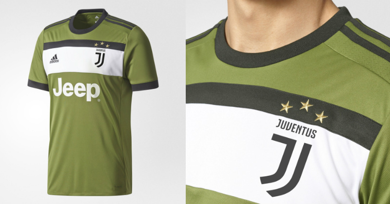 Juventus 3rd Kit