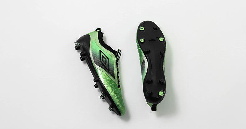 A closer look at the new Umbro Accuro boots
